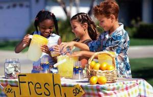 Ahh, fresh lemonade! (Image credit: http://www.parentdish.com/2009/07/27/cop-puts-squeeze-on-lemonade-stand/)