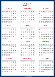 Image Source: http://www.nycdesign.co/2013/01/2014-calendar-printable-a4-paper-size_22.html