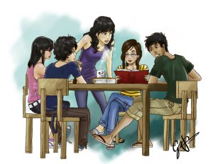 Image Source: http://gtwotee.deviantart.com/art/Group-Study-153364504