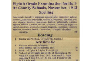 Image Source: http://www.csmonitor.com/The-Culture/Family/2013/0812/1912-eighth-grade-exam-Could-you-make-it-to-high-school-in-1912/Arithmetic