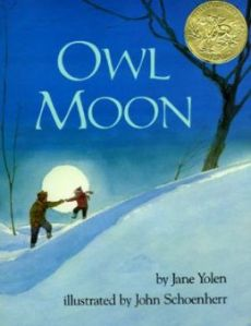 Image Source: http://www.barnesandnoble.com/w/owl-moon-jane-yolen/1100465005?ean=9780399214578