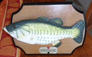 Image Source: http://en.wikipedia.org/wiki/Big_Mouth_Billy_Bass