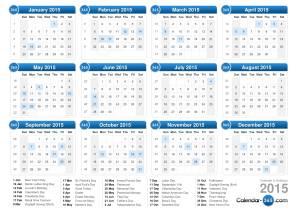 Image Source: http://www.calendar-365.com/2015-calendar.html